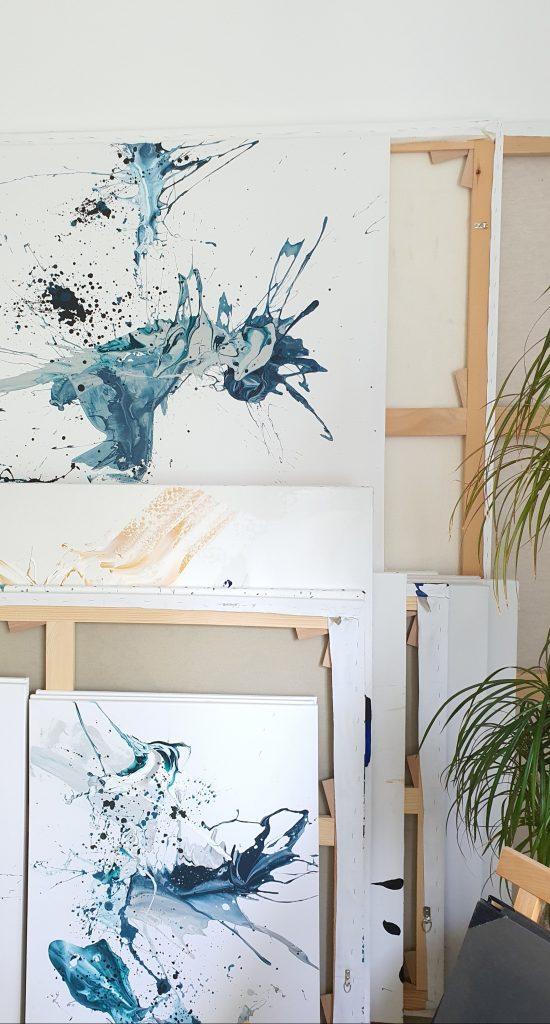 Acrylic on canvas, 2020